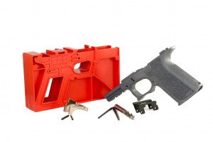 POLY80 PF940C 80% Compact Pistol Frame KIT